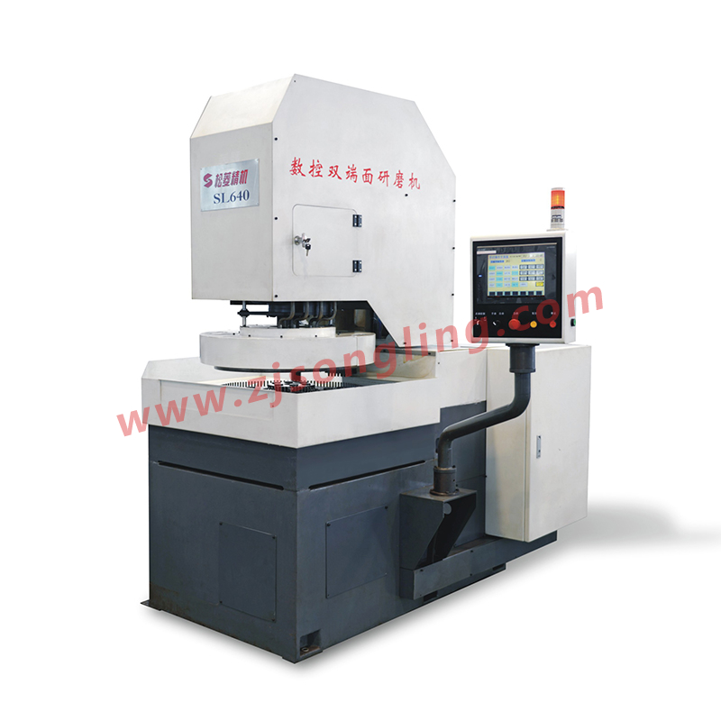 SL640 CNC Double Sided Grinding Machine